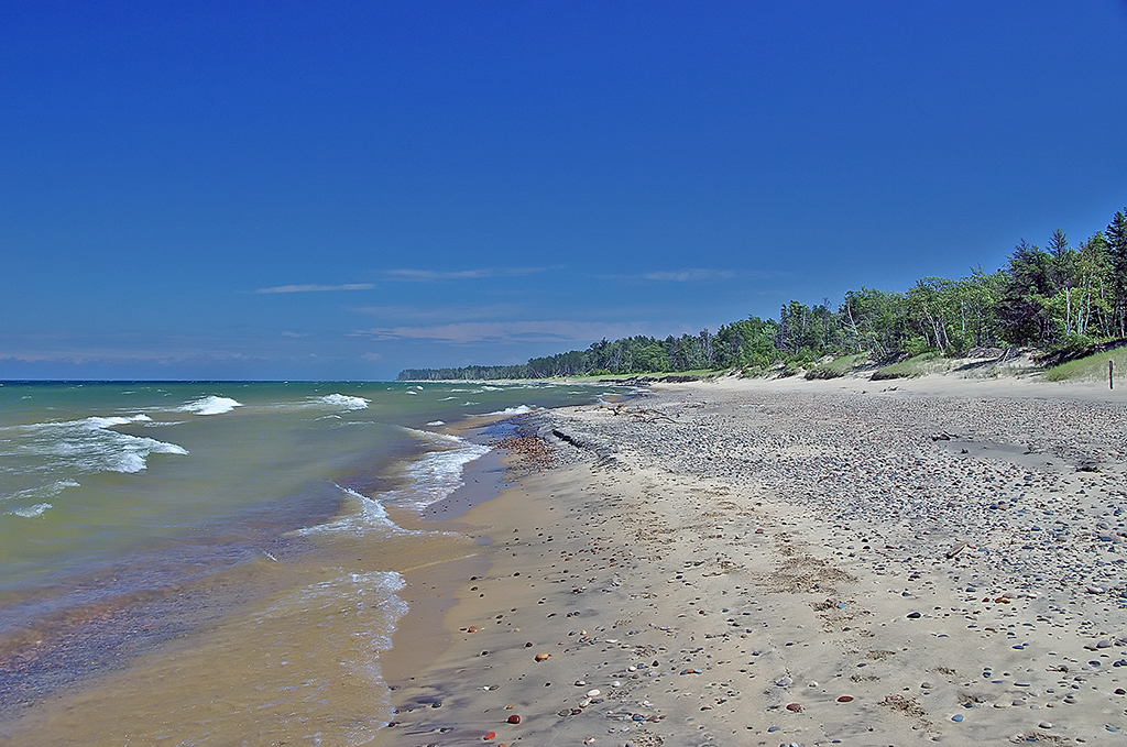 Pics of spectacular michigan l 39 anse water near great for White fish point