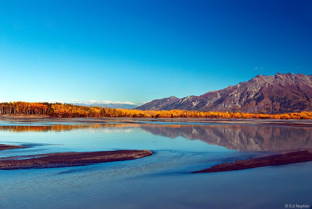 Knik River View 092210.02.1024