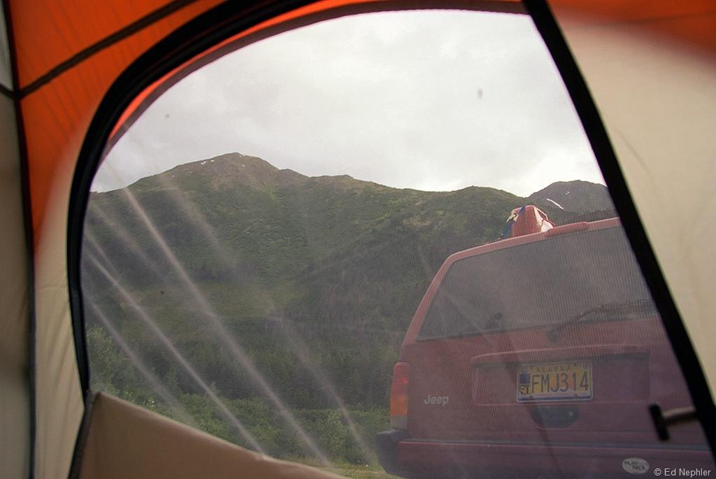 Tent Window View 073010.02.1024