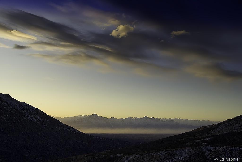 Hatcher Pass Sunrise 103109.02.1024