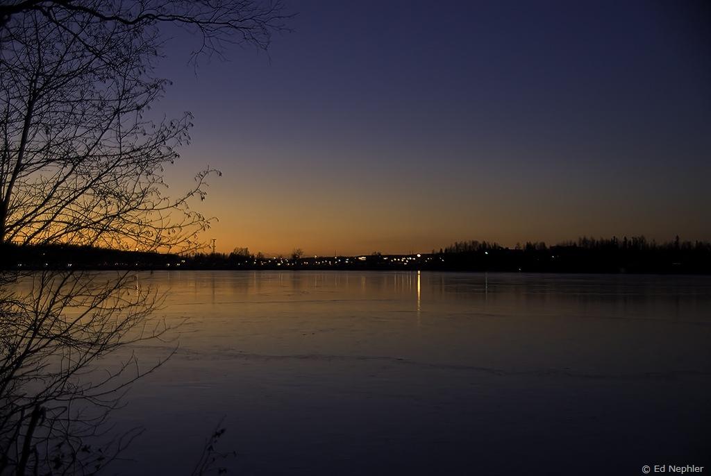 Sunset on Wasilla 11.02.09.01.1024
